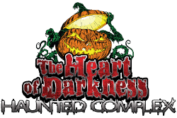 The Heart of Darkness Haunted Attraction Logo